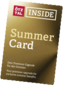 Logo Summer Card